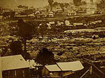 Beechworth as it was in the mid 1800's.
